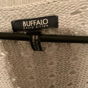 Buffalo light grey women's sweater